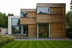 Exclusive Modern London House Blends Urbane Design With Playful Charm decor ideas  decoration ideas photo
