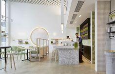 Categoría Restaurantes. 11 espectaculares espacios que vienen a demostrar la importancia de no sólo lo que se come, sinodónde se come.