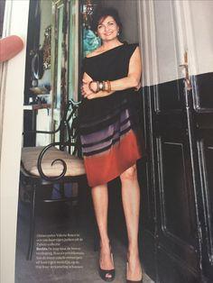 Valeria Bosco ontwerper Tubini-collectie