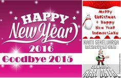 download kumpulan dp bbm meme lucu bergerak animasi gif selamat tahun baru dan natal 2016