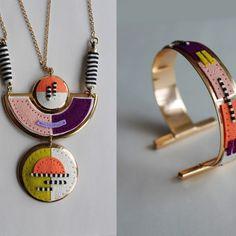Verudesigns - necklace and bracelet