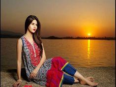 Latest New Pakistani Dresses Designs for Girls 2017