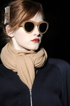 Vlada in Dries van Noten F/W 09.10