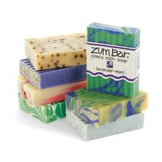 Zum Bar Goat's Milk Soap | Missouri Made Food, Gifts, Gift baskets. Made in Missouri products