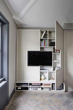 die besten 25 tv w nde ideen auf pinterest tv wand ideen wohnzimmer floating tv st nder und. Black Bedroom Furniture Sets. Home Design Ideas