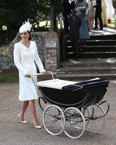 You Need to See These Details From Princess Charlotte's Christening: Sunday was a special day for the royal family as they celebrated the christening of Princess Charlotte.