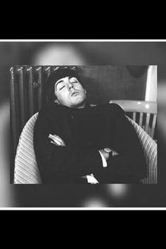 Cute Paul McCartney Sleeping