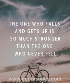 The one who fails- Inspirational quotes