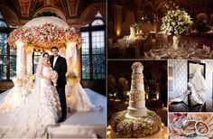 Real Wedding: Jordana and Michael