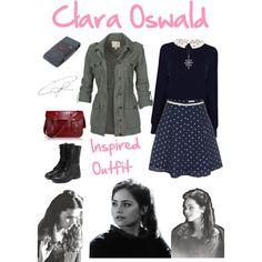 clara oswald fashion - Google Search