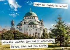 Places to Visit: Belgrade, Serbia http://blog.atlastravelweb.com/europe-travel/places-visit-belgrade-serbia/
