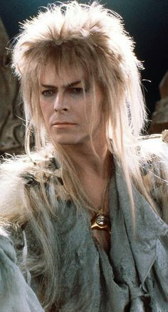 David Bowie as Jareth the Goblin King in Labyrinth call me weird but he was sexy in this film David Bowie Labyrinth, Labyrinth Film, Jareth Labyrinth, Labyrinth Tattoo, Ella Enchanted, Labrynth, The Thin White Duke, Goblin King, King David
