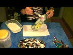 #Riciclo Creativo – Come fare il Decoupage di una Bottiglia di #vetro