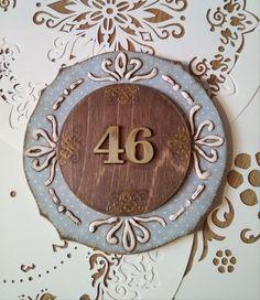 Номер на дверь квартиры