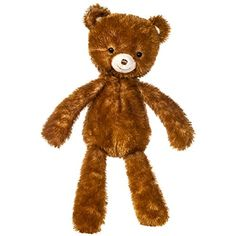 Mary Meyer Big Cinnamon Bear Plush Toy, 16-Inch -- More info could be found at the image url. (This is an affiliate link) #StuffedAnimalsTeddyBears
