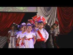 Mazur przedszkolaków - YouTube