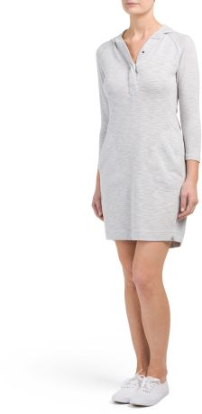 Hooded Active Dress