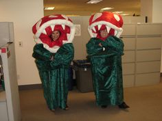 Piranha plant costume. Elf On The Shelf, Sewing Projects, Sport Clothing, Sewing, Costura