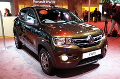 #Renault #Kwid 1.0L Open for Booking