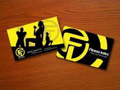 Photoshop cafe power hub gym free psd business card photoshop business card design by jemmi for fitness centrepersonal trainer business card design colourmoves