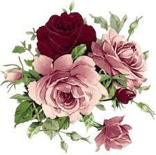 Resultado de imagen de flores para scrap