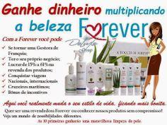 Produtos Forever: comece agora mesmo faça o seu cadastro aqui!