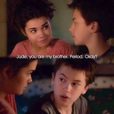 """#TheFosters 2x04 """"Say Something"""" - Callie and Jude"""