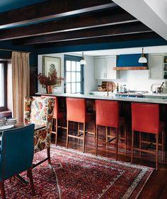 kücheneinrichtung küchen ideen einrichtungstipps