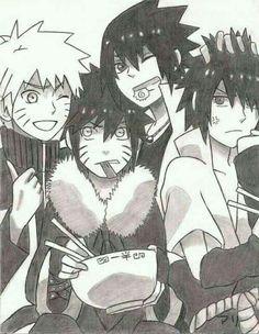 Naruto Kakashi, Naruto Shippuden Sasuke, Anime Naruto, Naruto Cute, Naruto Funny, Gaara, Sasunaru, Naruko Uzumaki, Narusasu