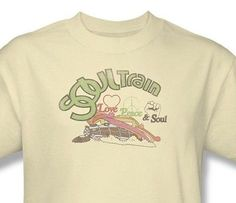Soul-Train-T-shirt-TV-series-vintage-distressed-70s-80s-cotton-graphic-tee