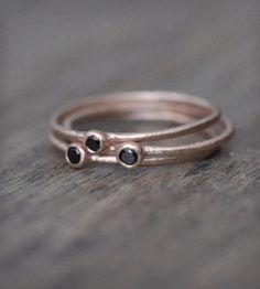 (Black Diamond Ring)