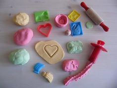 Olyan, mint a Play Doh! Diy For Kids, Crafts For Kids, Salt Dough, Play Doh, Creative Kids, Kids Meals, Icing, Baby Kids, Clay