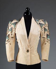 Evening Jacket Elsa Schiaparelli, 1939 The Metropolitan Museum of Art