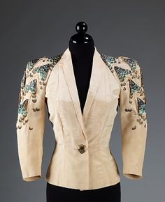 Evening Jacket Elsa Schiaparelli, 1939 The Metropolitan Museum of Art