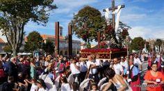 Fiéis cumprem tradição e enchem as ruas da Póvoa na Senhora das Dores