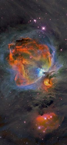 The Great Orion #Nebula. #space #hubble www.wisdompills.com