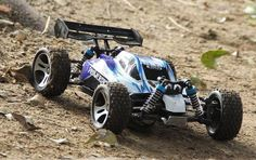 Racing Car Remote Control Car 2.4GHz 4WD With 40-60km/hour High speed RC Electric Car