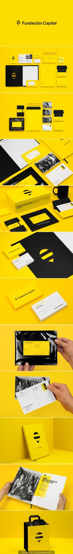 Fundación Capital - BRANDING IS NOT JUST THE LOGO, GOOD DESIGN TRASLATES INTO ALL ELEMENTS