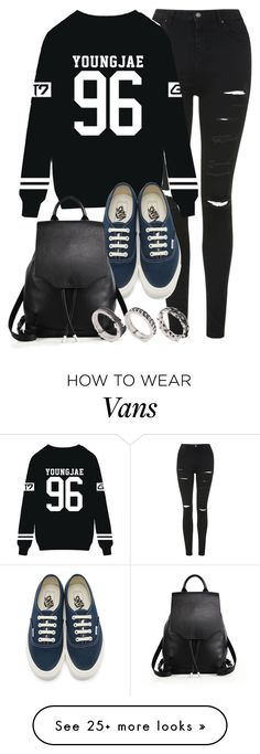 """""""Style  #10748"""" by vany-alvarado on Polyvore featuring Topshop, Vans, rag & bone and ASOS"""