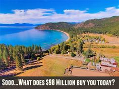 Have you ever wondered what $98,ooo,ooo would buy you in today's real estate market?  #shakespeareranch #$98million #680homes