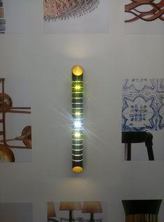 Cetus Wall | ZAM Lighting at Maison et Object 2015 | LUZZA Stand Lighting Design, Sconces, Wall Lights, Paris 2015, Home Decor, Light Design, Homemade Home Decor, Chandeliers, Appliques