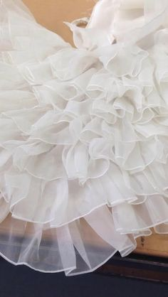 gathering for skirt Ballet Skirt, Bridal, Skirts, Fashion, Moda, Tutu, Fashion Styles, Skirt