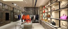 #MaxMara flagship store, #Vancouver http://www.reggiani.net/en/projects/max-mara-flagship-store/