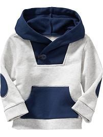 Color-Block Fleece Hoodies for Baby Product Image Baby Boy Fashion, Kids Fashion, Baby Boy Outfits, Kids Outfits, Pull Bebe, Boys Hoodies, Fashion Sewing, Fleece Hoodie, Baby Sewing