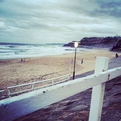 """@revolutionaustralia's photo: """"#beach #sunset in #newcastle #Australia"""""""