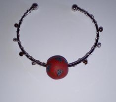 """Armreif """"Lydia""""Silber #SilverBraceletWithBlueStone Red Fashion, Anklet, Jewelry Shop, Creations, Arts And Crafts, This Or That Questions, Personalized Items, Etsy, Silver Jewellery"""
