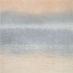 Mila Libman - dry pigments on paper, 72