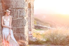 Castle Styled Bridal Shoot from Amy Rizzuto Photography // Pixie Dust Bride