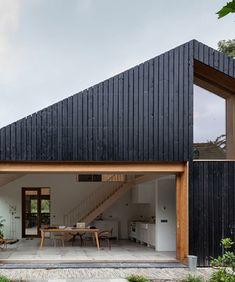 Workshop Architecten Extrudes Barn Facade In The Netherlands