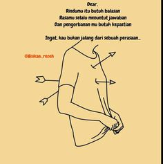 "3 Suka, 0 Komentar - KATA_ (@bisikan_receh) di Instagram: ""How?  Follow yah guys :)…"" Quotes Indonesia, Caption, Ecards, Memes, Movie Posters, E Cards, Meme, Film Poster, Captions"